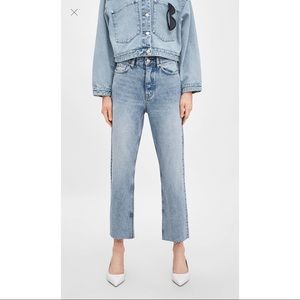 Zara Jeans NWOT